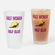 SLUG5166 Drinking Glass