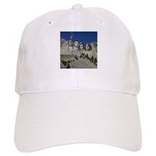 Native Mt. Rushmore Baseball Cap