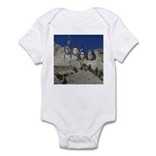 Native Mt. Rushmore Infant Bodysuit
