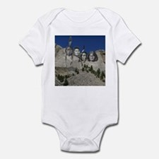 Native Mt. Rushmore Infant Bodysuit