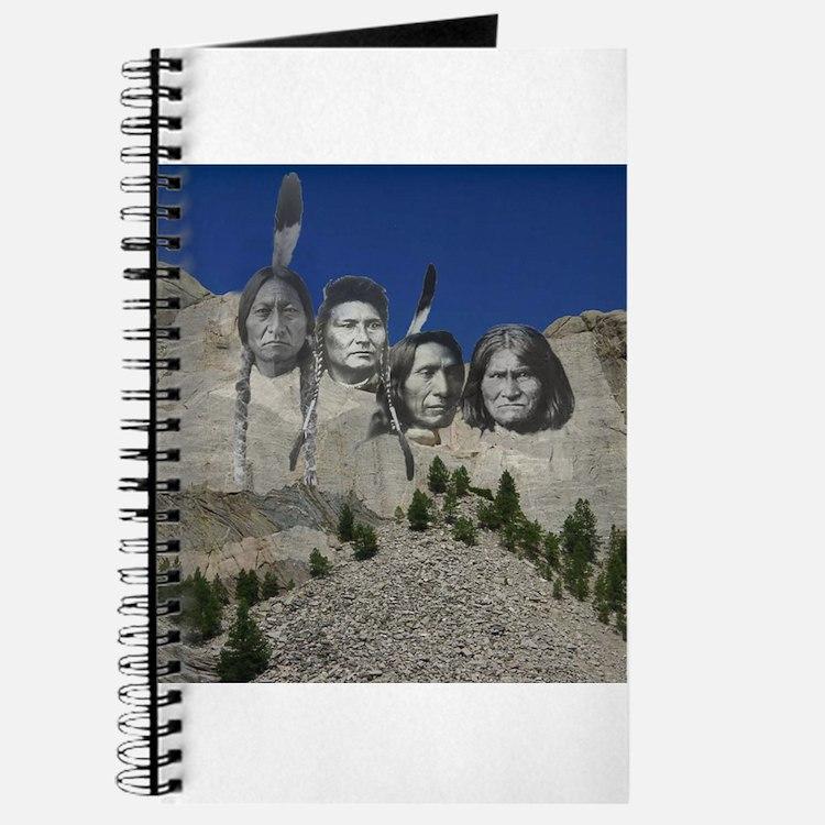 Native Mt. Rushmore Journal