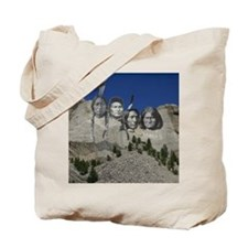 Native Mt. Rushmore Tote Bag