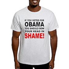 OBAMA SHAME T-Shirt
