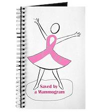 Saved by a Mammogram Journal