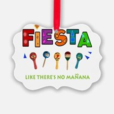 Spanish Party Ornament