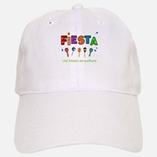 Spanish Party Baseball Baseball Cap