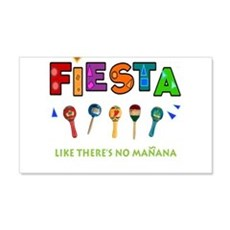 Spanish Party Wall Decal