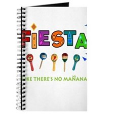 Spanish Party Journal