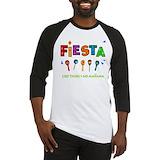 Fiesta Baseball Tee
