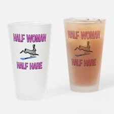 HARE64236 Drinking Glass
