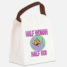KOI117203 Canvas Lunch Bag