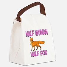 FOX123267 Canvas Lunch Bag