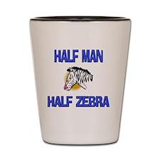 ZEBRA971 Shot Glass