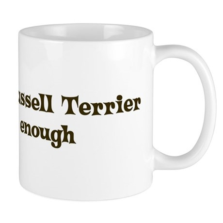 One Parson Russell Terrier Mug