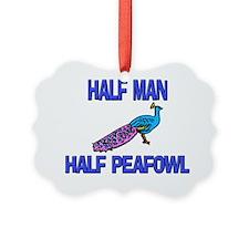 PEAFOWL58133 Ornament