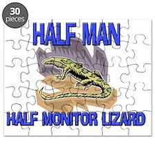 MONITOR-LIZARD21166 Puzzle