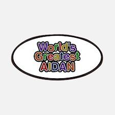 World's Greatest Aidan Patch