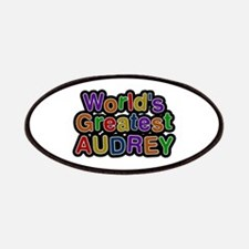 World's Greatest Audrey Patch