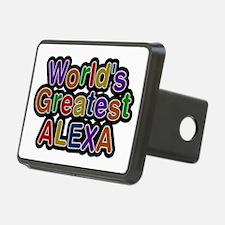 World's Greatest Alexa Hitch Cover