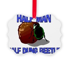 DUNG-BEETLE140288 Ornament