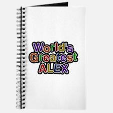 World's Greatest Alex Journal