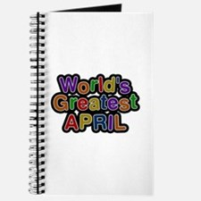 World's Greatest April Journal