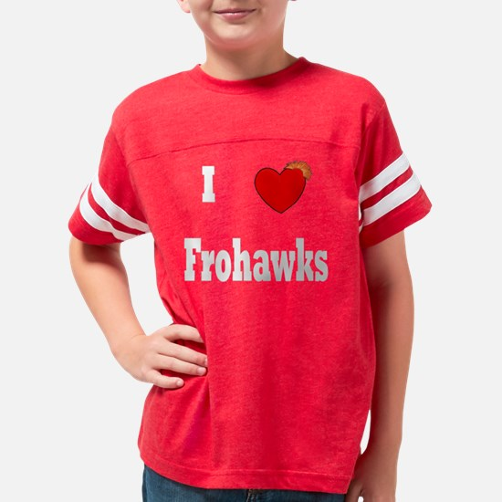 frohawkstrans Youth Football Shirt
