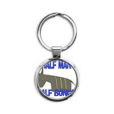 BONGO89361 Round Keychain