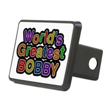 World's Greatest Bobby Hitch Cover