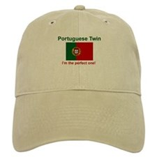 Perfect Portuguese Twin Baseball Cap