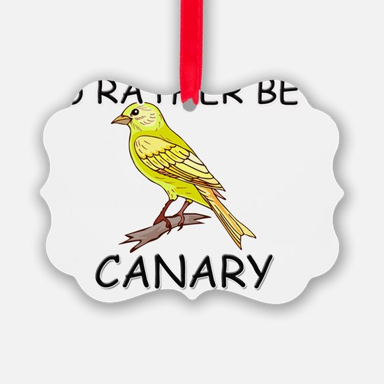 CANARY48315 Ornament
