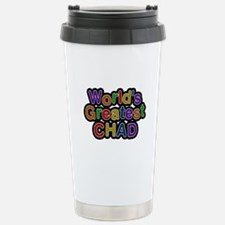 World's Greatest Chad Stainless Steel Travel Mug
