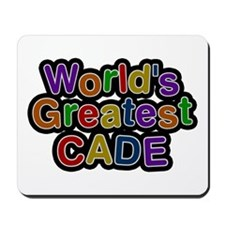 World's Greatest Cade Mousepad
