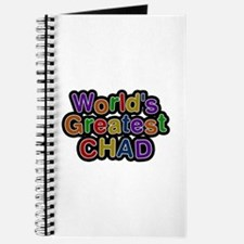 World's Greatest Chad Journal