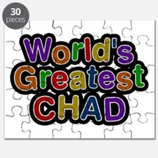 World's Greatest Chad Puzzle