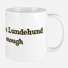 One Norwegian Lundehund Mug