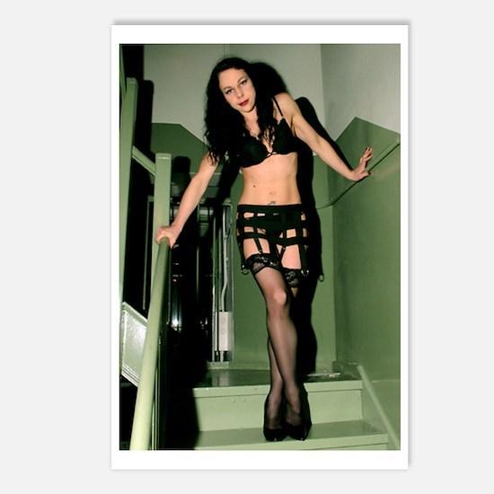 Mistress Trish Postcard