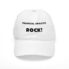 FINANCIAL-ANALYSTS84 Baseball Cap