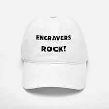 ENGRAVERS8 Baseball Baseball Cap