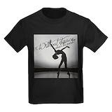 Ballet Kids T-shirts (Dark)