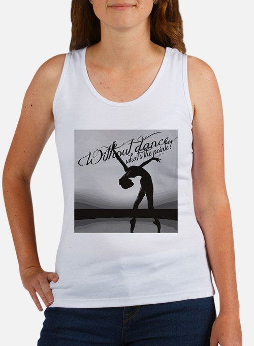 Ballet Dancer Tank Top