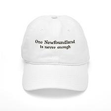 One Newfoundland Baseball Cap