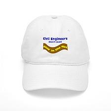 Civil Engineers Play Baseball Cap