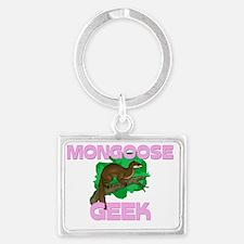 MONGOOSE52171 Landscape Keychain