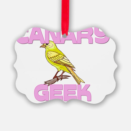 CANARY355 Ornament