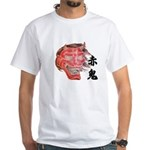 White Red Demon T-Shirt