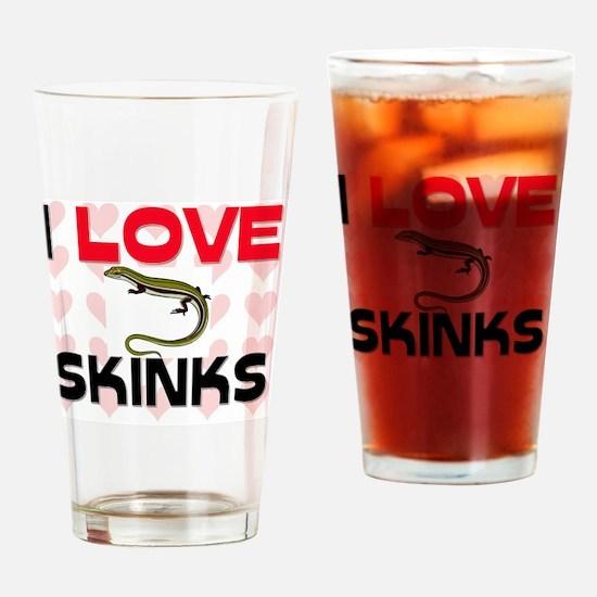 SKINKS11470 Drinking Glass