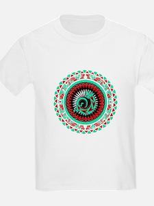 Lizard Mandala T-Shirt