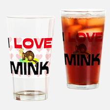 MINK145178 Drinking Glass