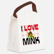MINK145178 Canvas Lunch Bag